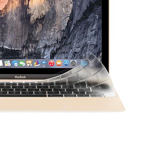 MAZER Macbook 12 Keyboard Protector-CLEAR