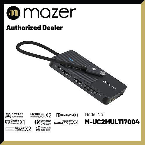 USB-C Multimedia Pro Hub 12-in-1 Black Edition