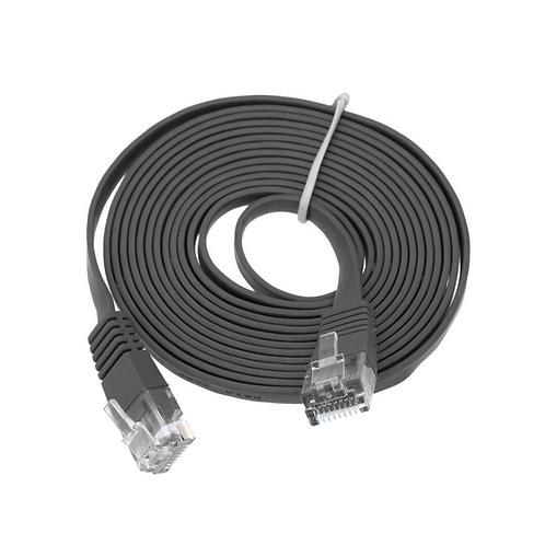 MAZER 3M CAT 6 LAN CABLE/BLACK