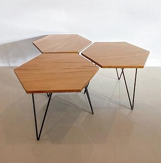 EXAGON TABLE SET