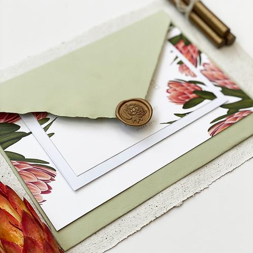 The Protea Collection - Invitation Bundle