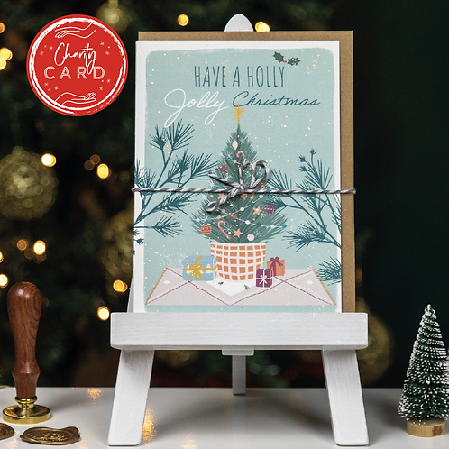 Charity Christmas Cards | Assorted Cards | Handmade | Xmas Cards | Pack of 4 |