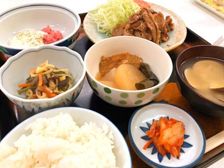 本日の日替わり夕食#8
