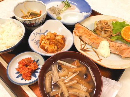 本日の夕食#1