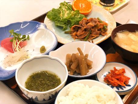本日の日替わり夕食#6