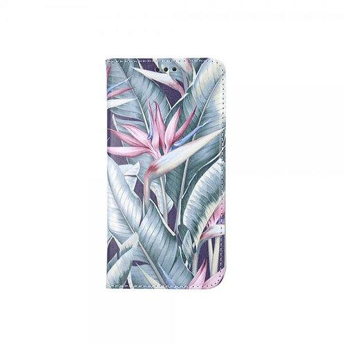 Калъф тефтер Trendy Fiori 2 за Huawei P40 Lite E