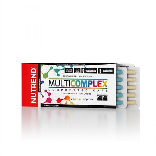 NUTREND MULTICOMPLEX COMPRESSED CAPS 60 CAPS
