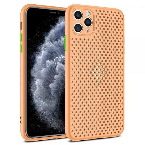 Калъф силикон Breath /Розов/ за iPhone 12 PRO MAX 6.7