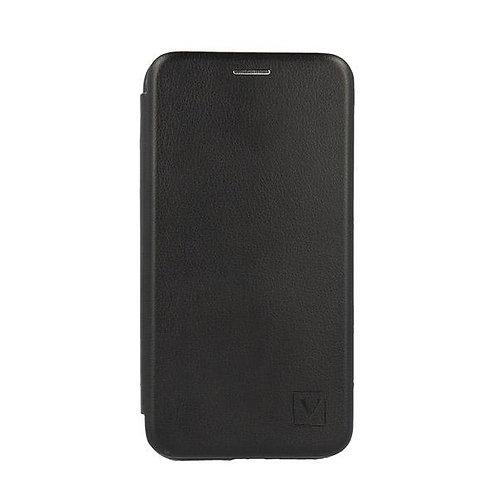 Калъф Тефтер Vennus Elegance / Черен / за Samsung S10 Plus (G975)