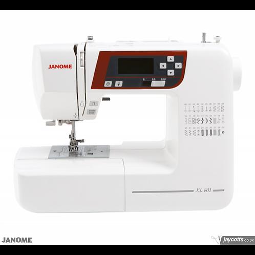 Шевна машина Janome 601