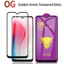 Golden Armor Стъклен screen protector за Huawei P40 Lite / Черен /