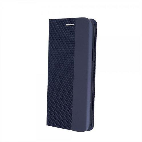 Калъф тефтер SENSO /Син/ за Huawei P40 Lite