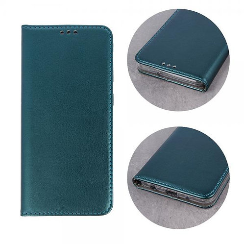 Калъф тефтер MAGNETIC /Зелен/ за Samsung S10 Lite / A91