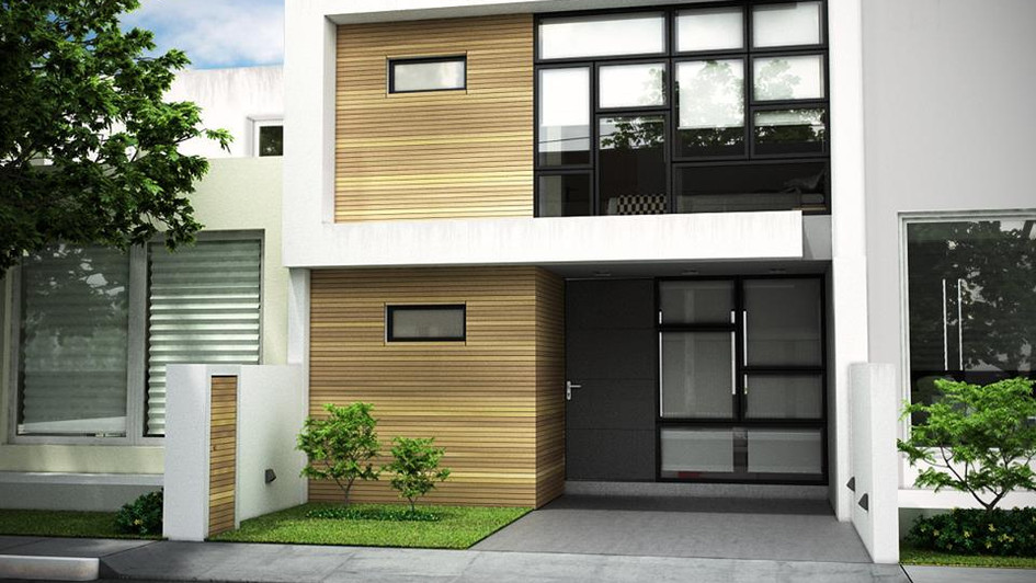RENDER FACADE DAY