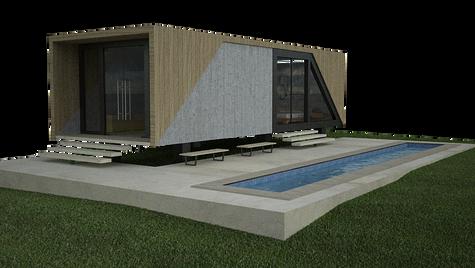 BOX HOUSE MODEL