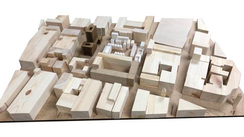 URBAN CONTEXT 3D MODEL