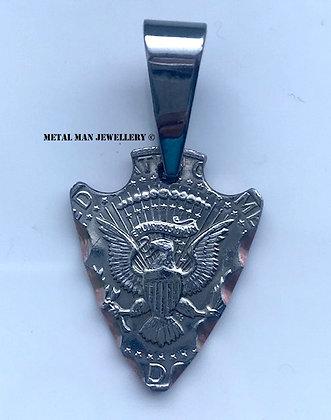 AR - Coin arrowhead