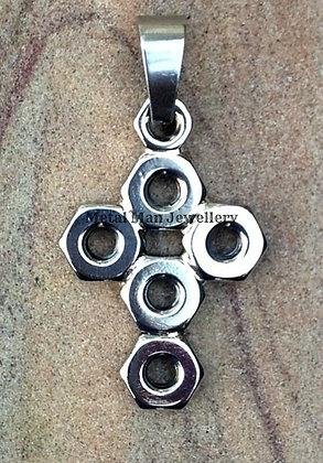 M4 Hex Nut Cross