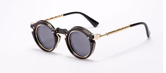 SZ4 - Steampunk style sunglasses