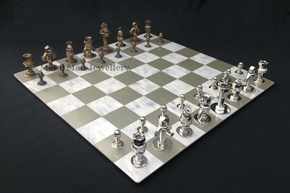 Chess set - special order