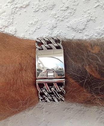 TLC - Treble link chain bracelet