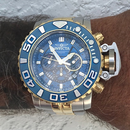 Invicta Sea Hunter III Watch