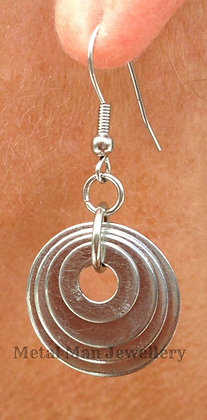 EZ13 - Washer earrings