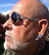 Metal Man Jewellery, Stainless Steel Nuts and Bolts Jewellery