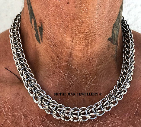 CM2 - Large Full Persian necklace