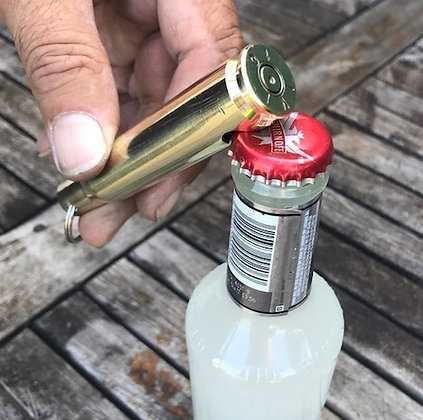 BU19 - Large Bullet Bottle Opener