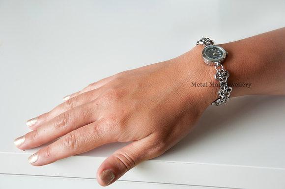 WC2 - Patterned Strap Watch