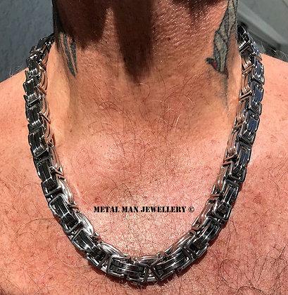BYF - Fancy Byzantine Necklace