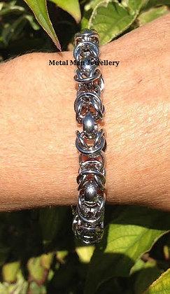 BY2 - Unisex Byzantine bracelet