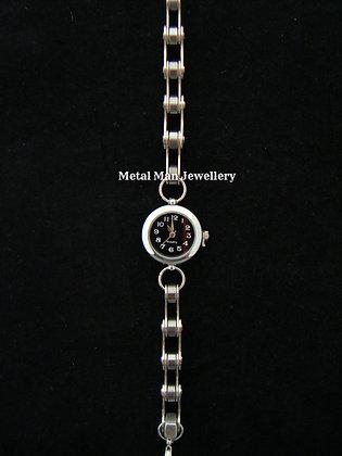 WC4 - Bike Chain Strap Watch