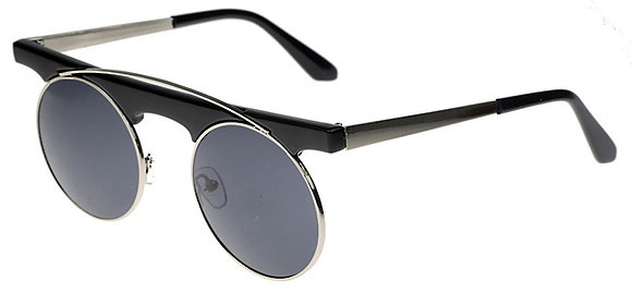 SZ8 - Horned rim sunglasses