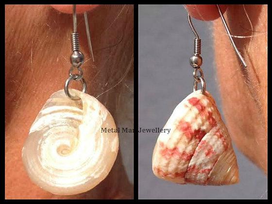 JS1 - Shell earring