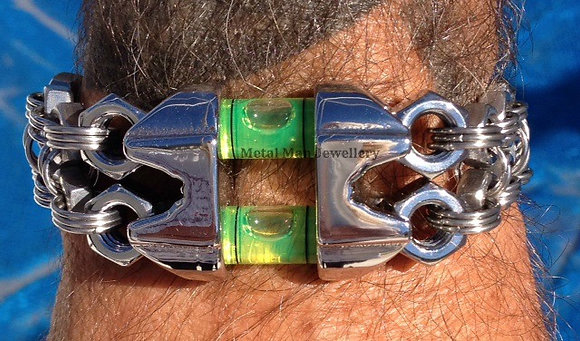 L - Double level  with M6 hex nut bracelet