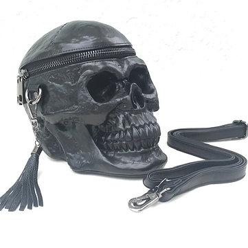 Life size skull bag