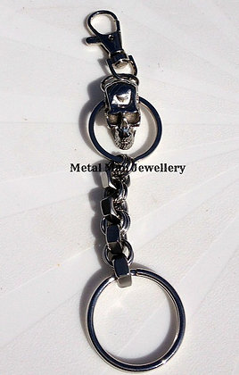 K2 - Skull Key Chain