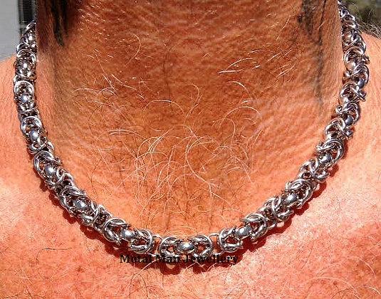 BY - Byzantine Necklace