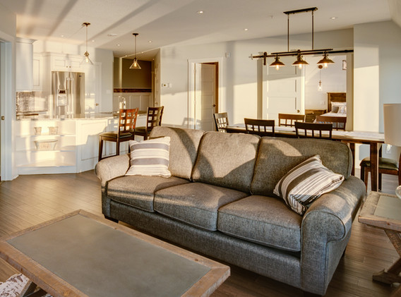 Sample Living Room Layout