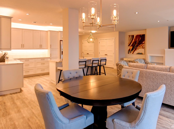 Living/Dining Room Area