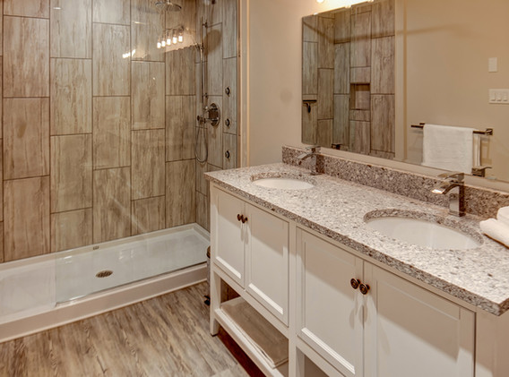 Sample Bathroom Layout