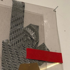 Silkscreen detail Ann-Sophie Tollet