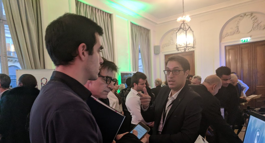 Leeoz Avni, Suricatta Technologies CEO