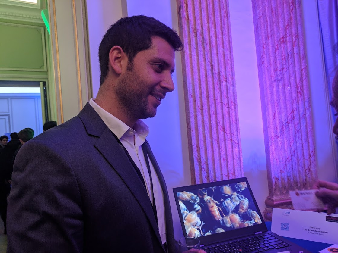 Omer Davidi, BeeHero CEO