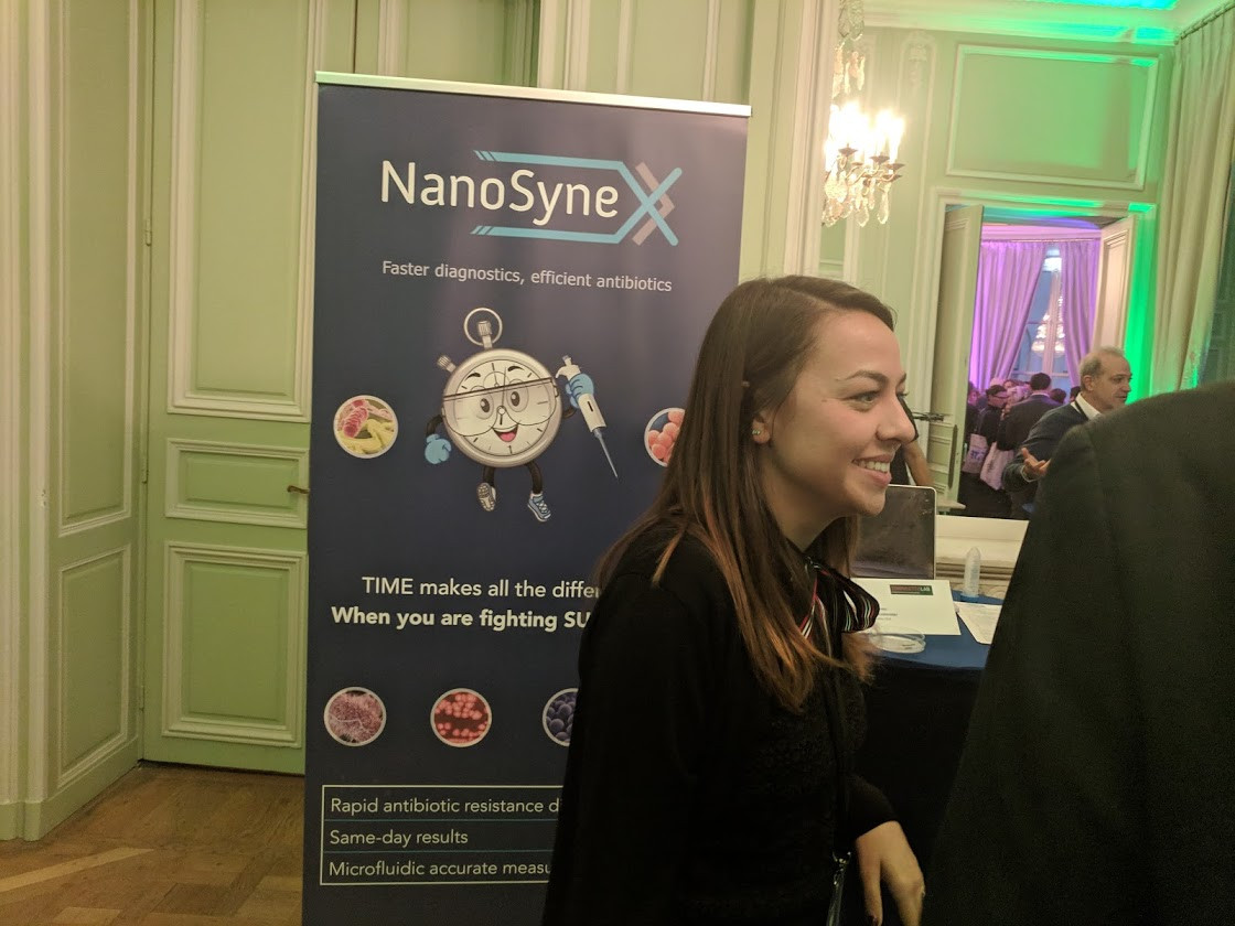 Diane Abensur, Nanosynex CEO