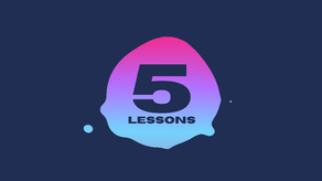 The Power of Outsights (part two) - 5 lessons