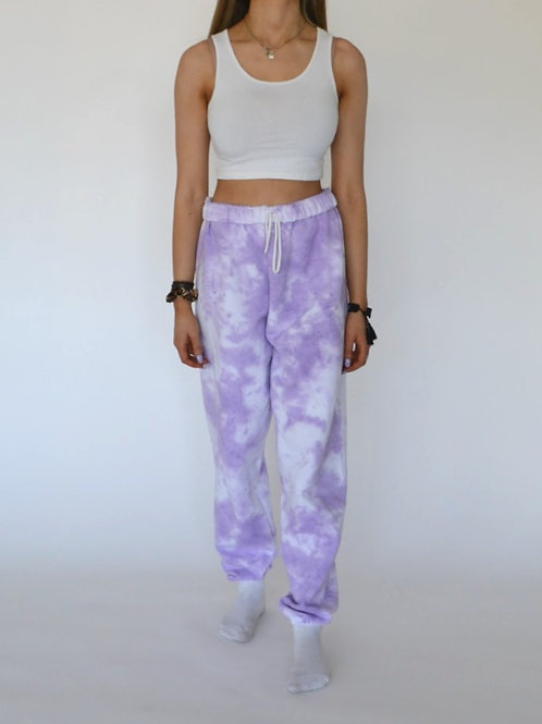 Lavender Purple Sweatpant