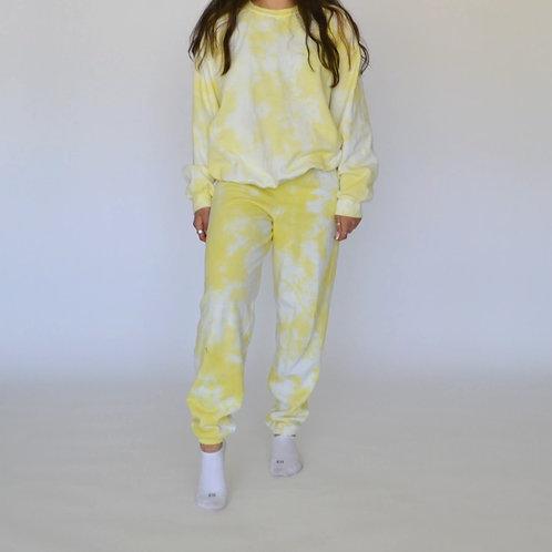 Sunshine Yellow Sweats